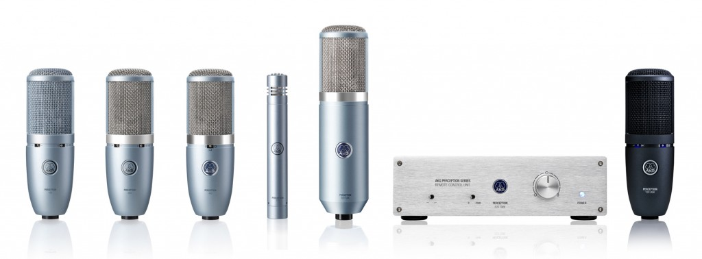 AKG Perception Microphones
