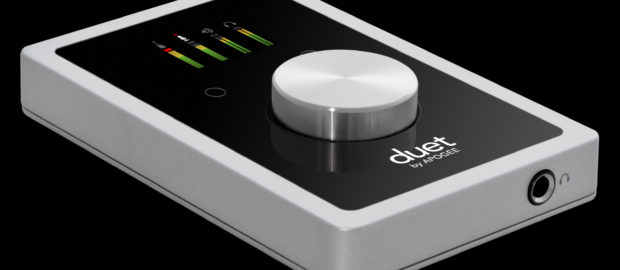 Apogee Duet 2 Interface