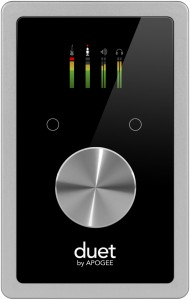 Apogee Duet 2 Assignable Buttons