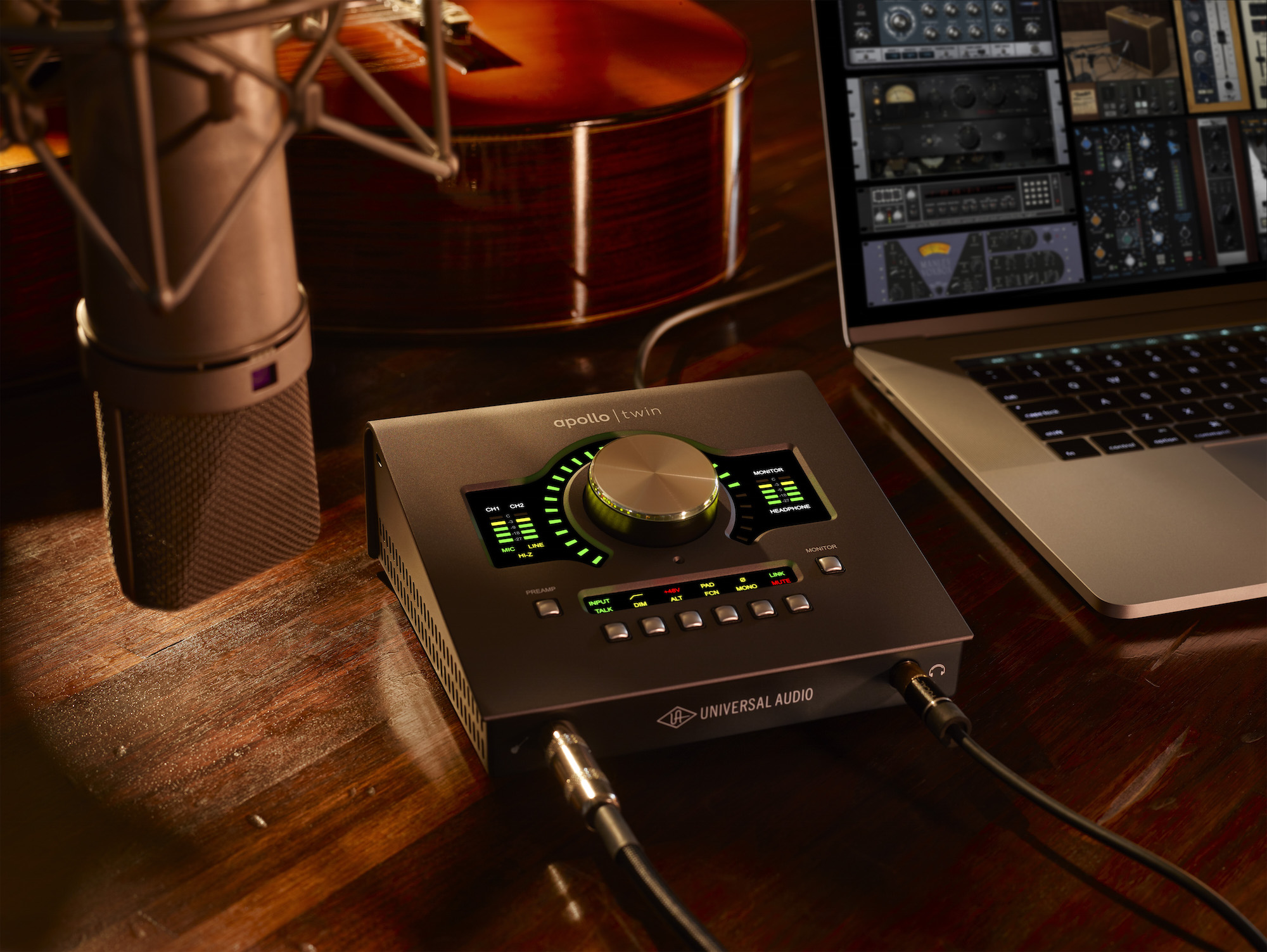 Universal Audio Apollo Twin MKII Interface