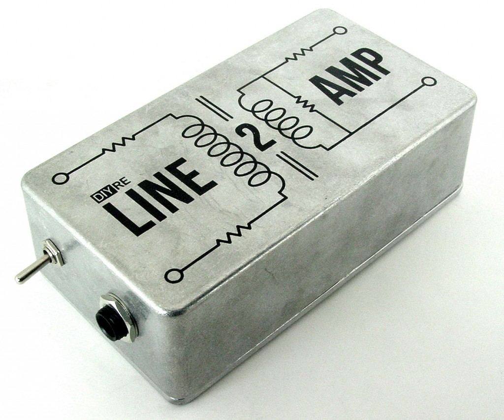 DIYRE L2A Reamp Kit