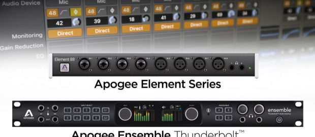Apogee Adds Direct Monitoring In Logic